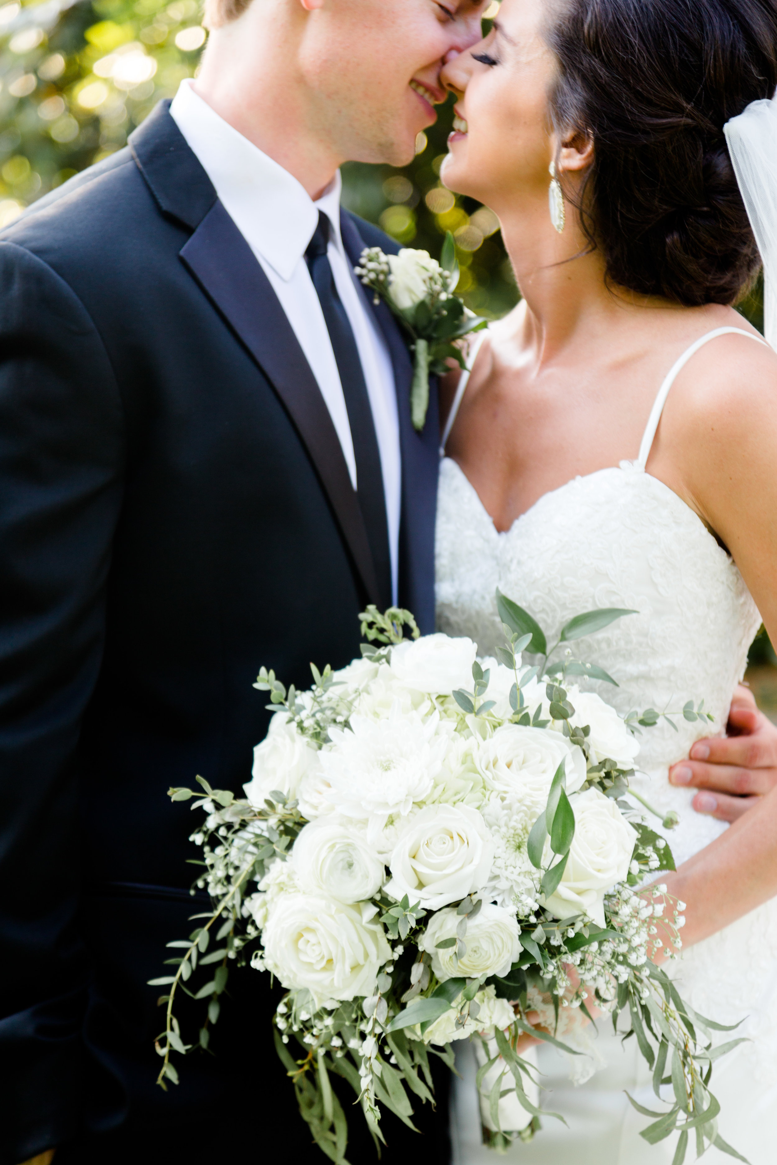 SPRING WEDDING AT THE LAURENS COUNTY MUSEUM