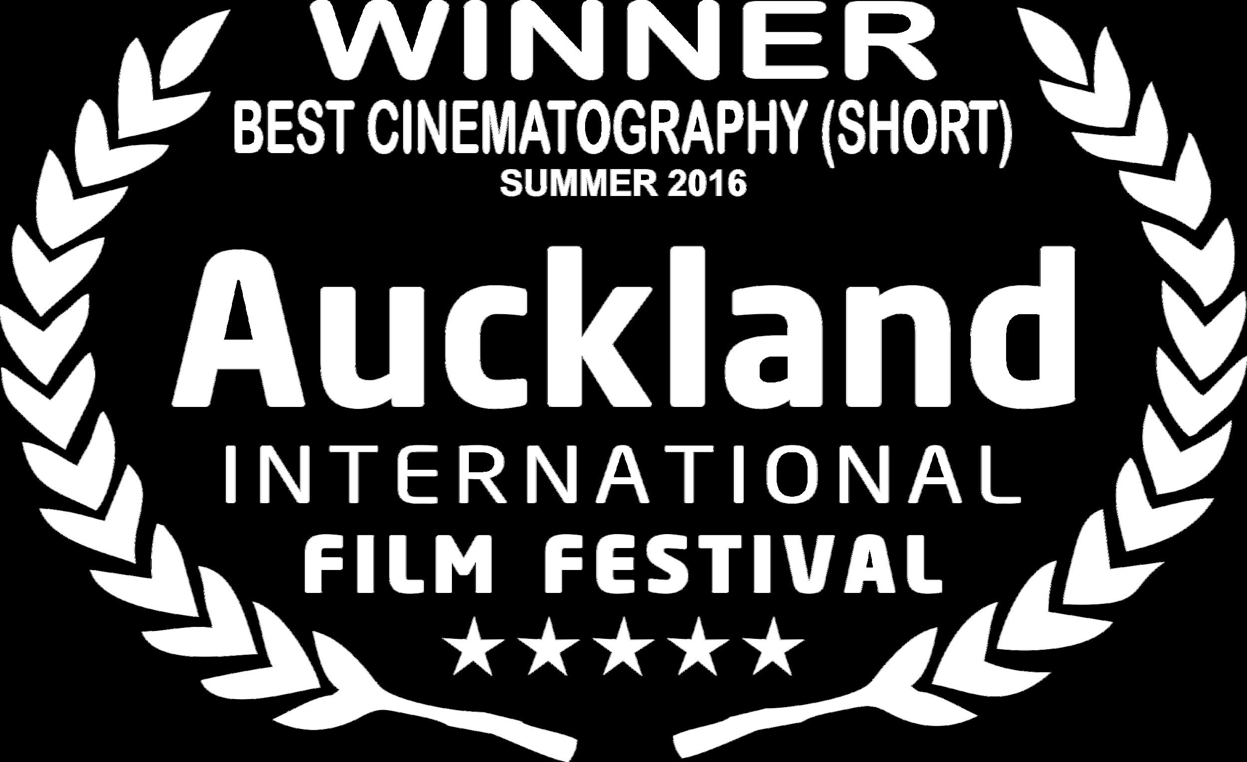 BEST CINEMATOGRAPHY (SHORT FILM) Auckland Int Film Fest -white.png