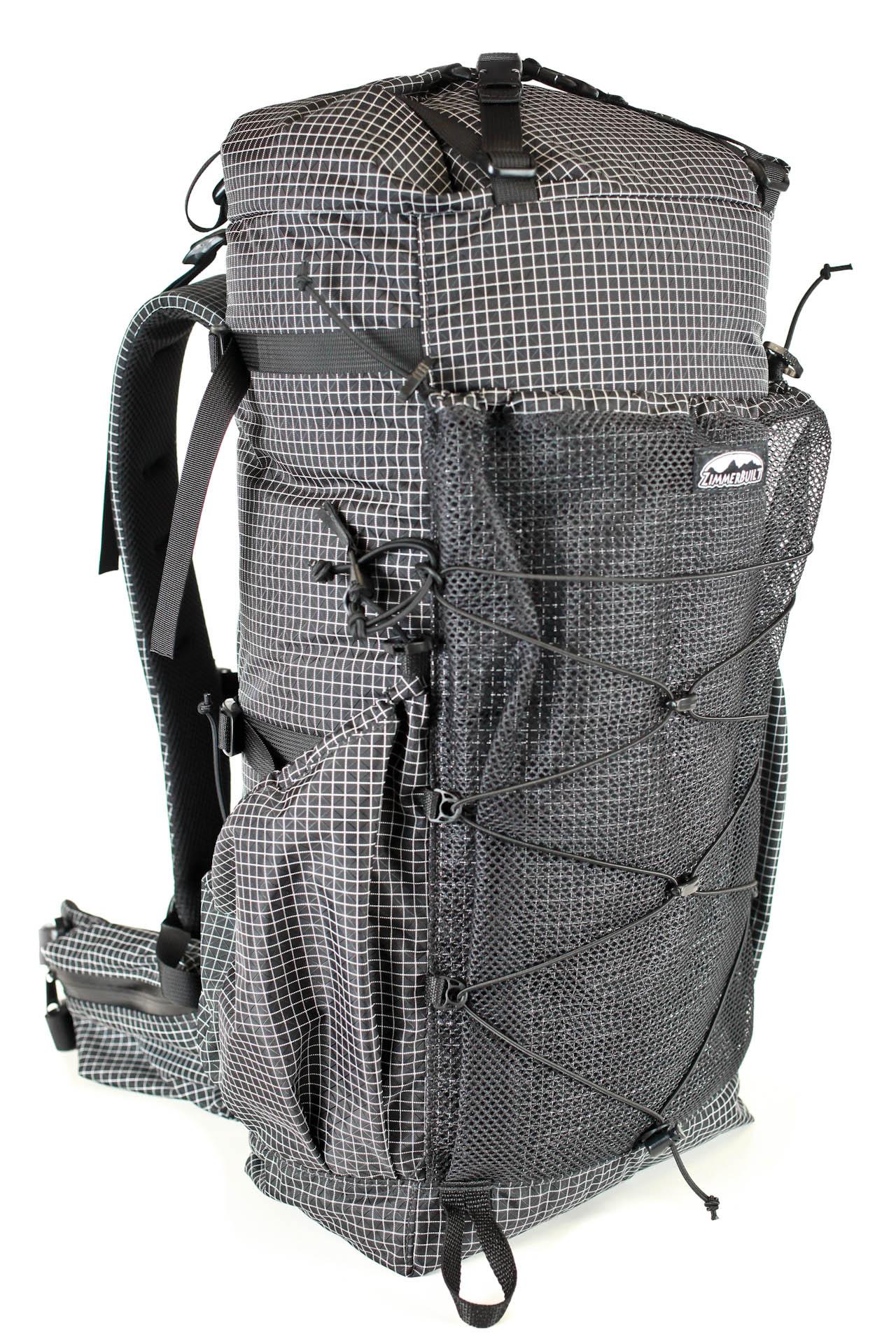 Zimmerbuilt custom ZB2 pack for my daughter