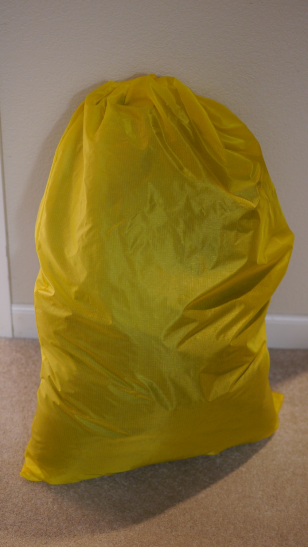 EE stowage bag