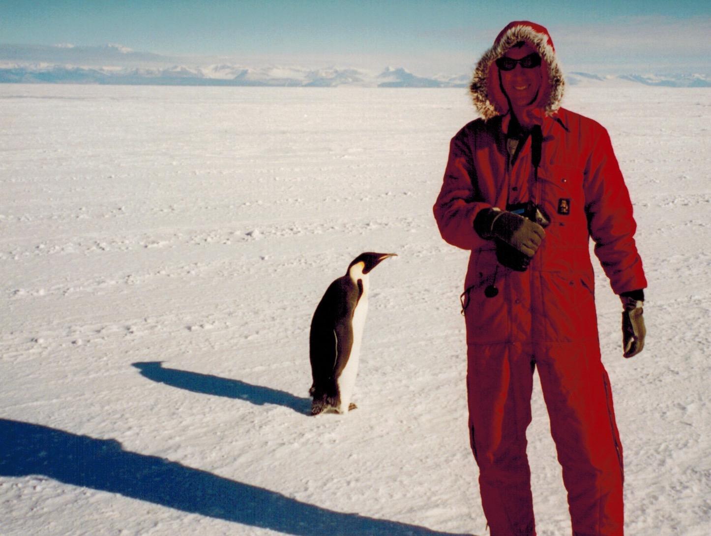 McMurdo Station, Antarctica (USAF, 2000)