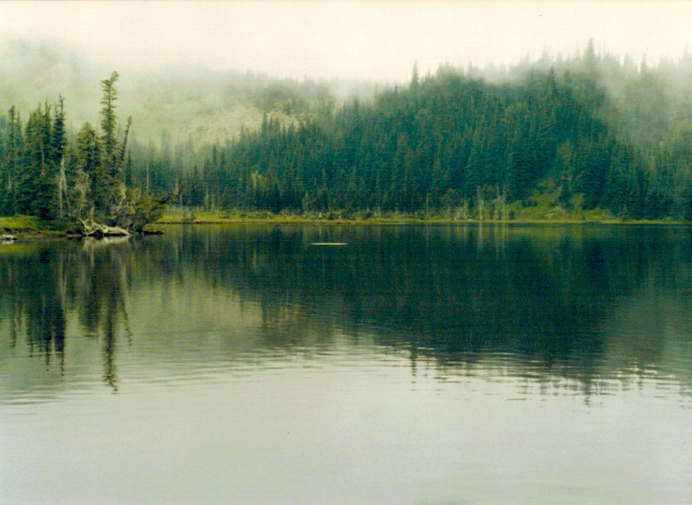 Mystic Lake, August 1987