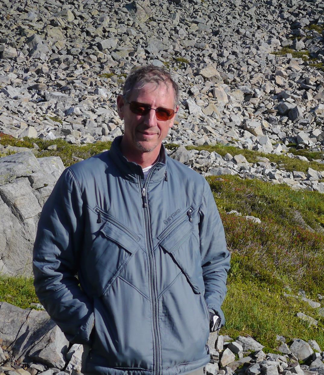 Beyond Alpha jacket in the Pasayten Wilderness