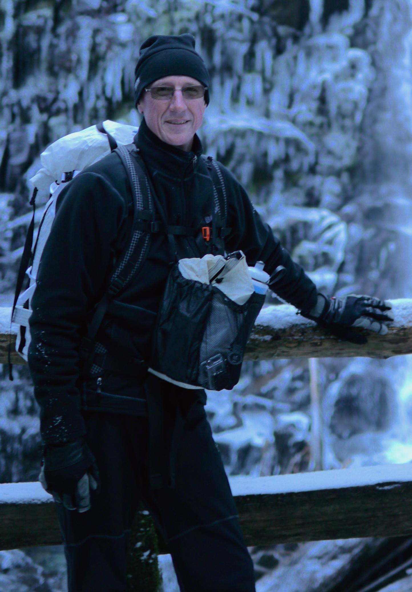 Man in Black: Helios RA fleece/Brokk pants/Aether base layers