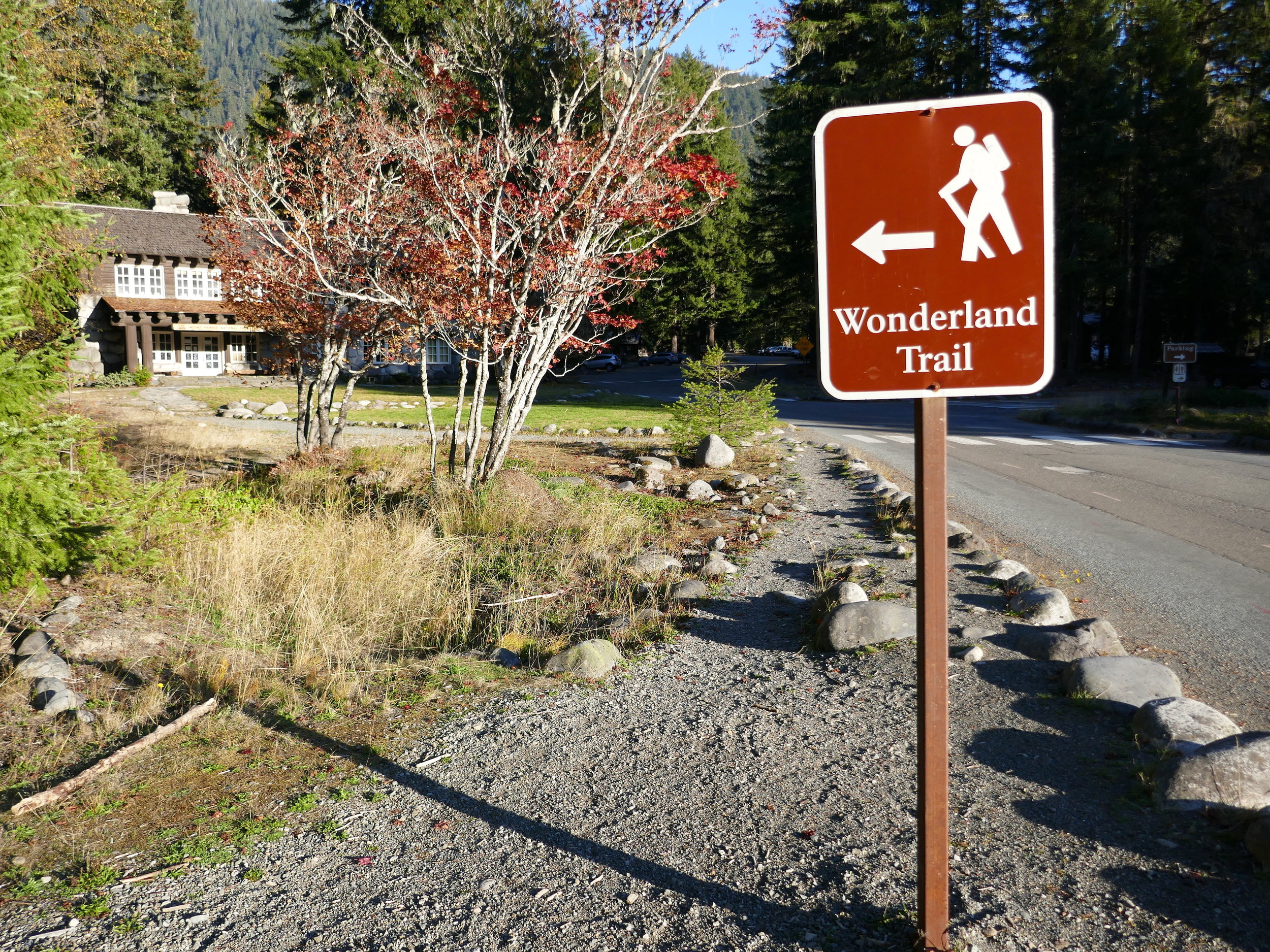 End of Wonderland second section….back at Longmire.