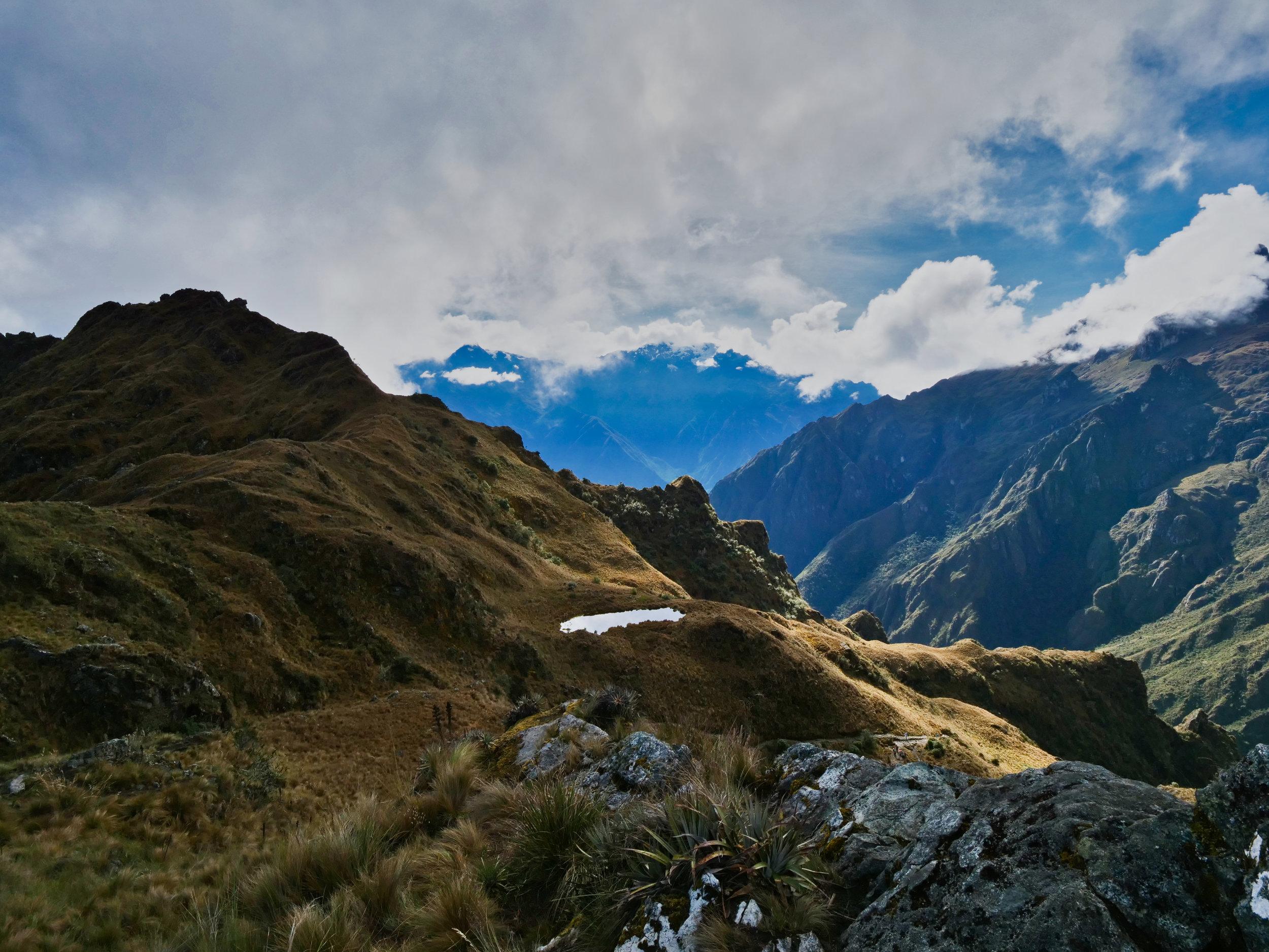 Qochapata (12,916')