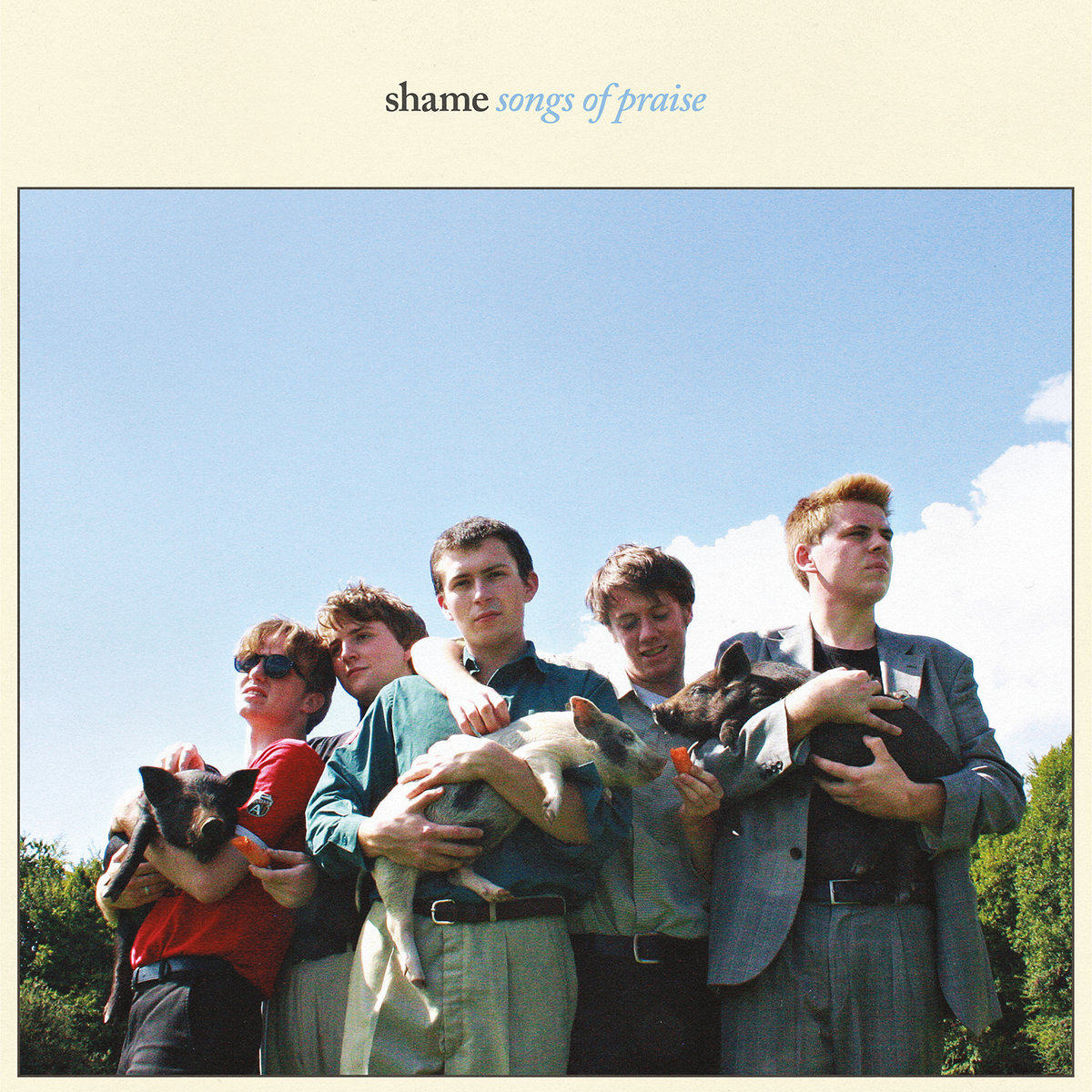 Shame - Songs Of Praise // Album