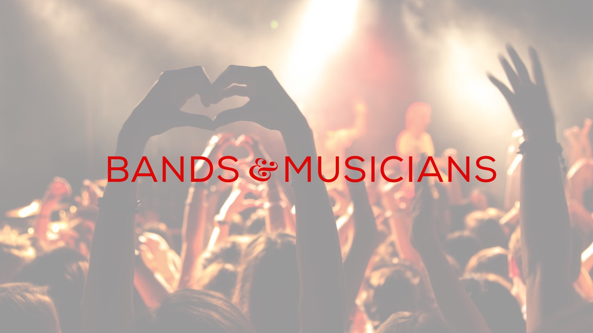 Squarespace for Bands and Musicians