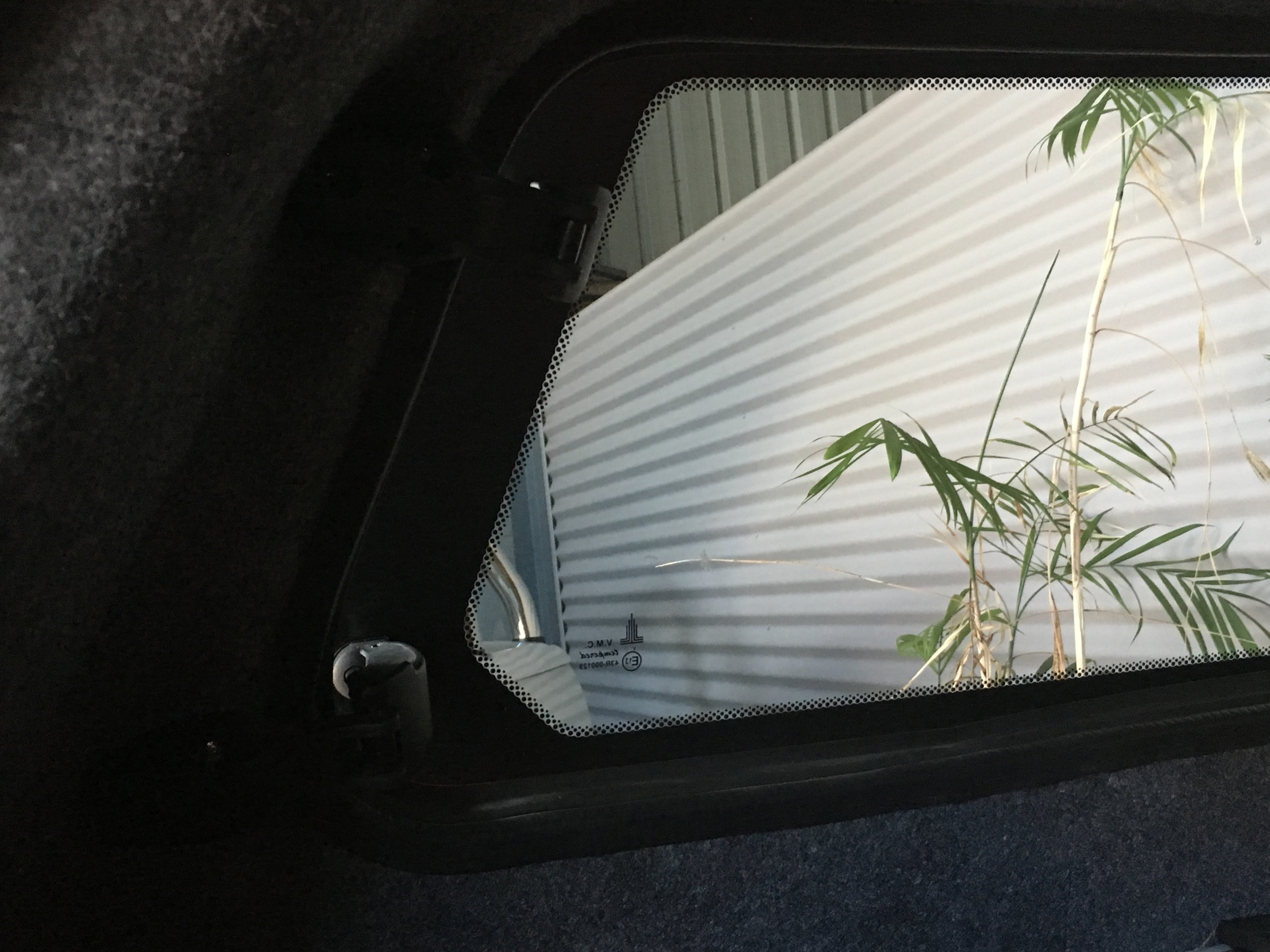 Rear Window Demister
