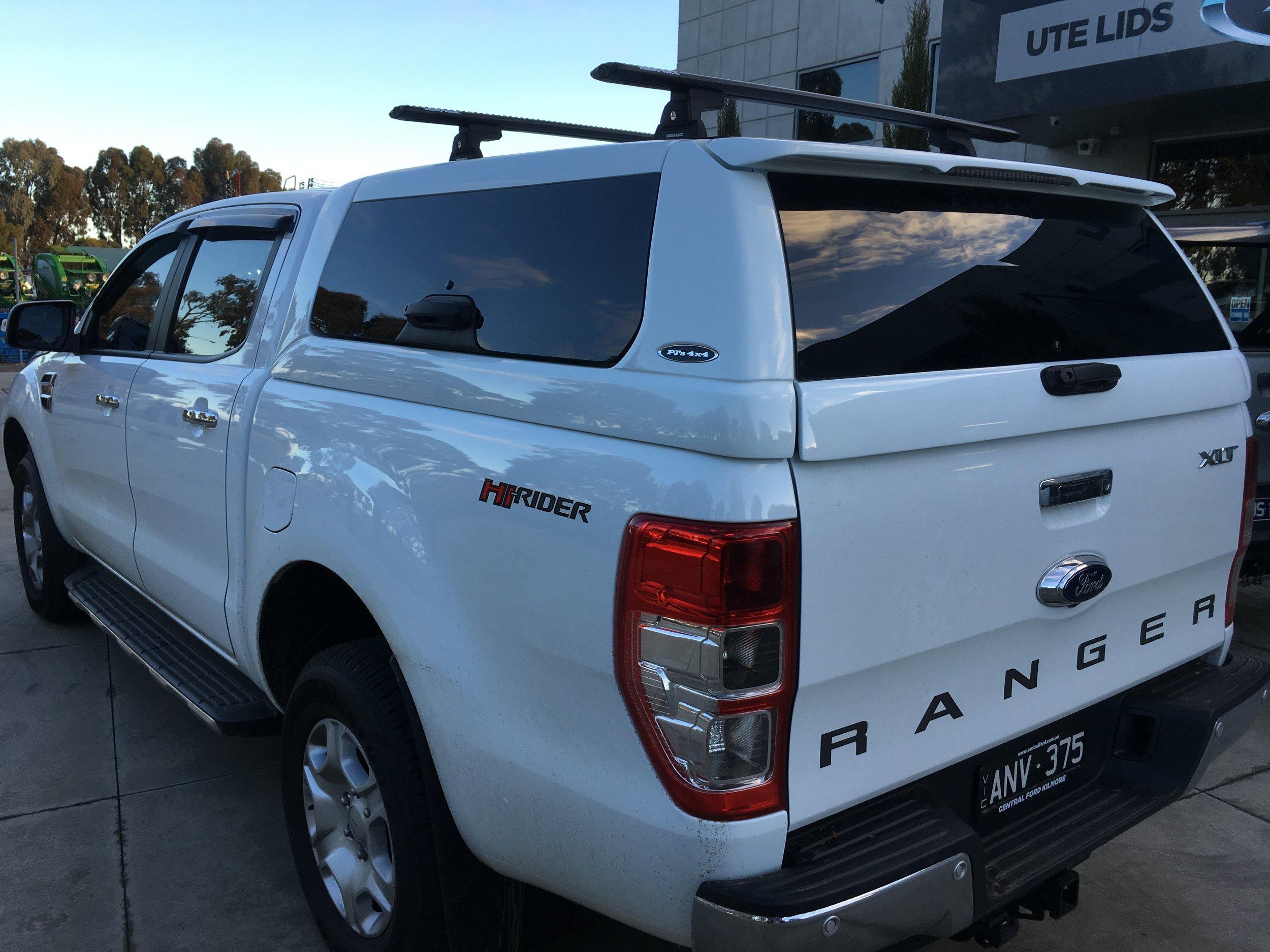 Ford Ranger ELITE White 5.JPG