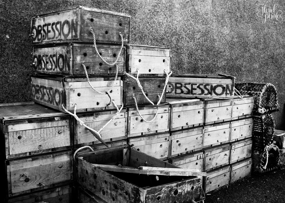 Partan boxes in Scotland