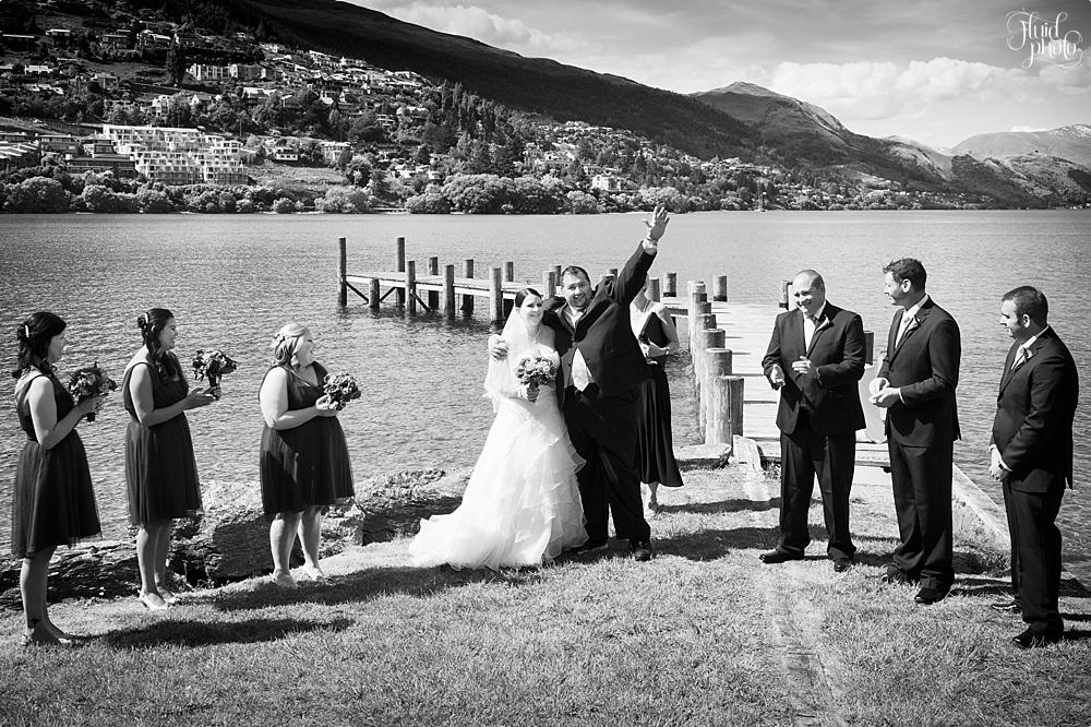 wakatipu yacht club wedding photo 18