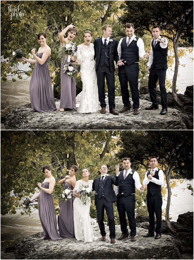 fun bridal party photos 25
