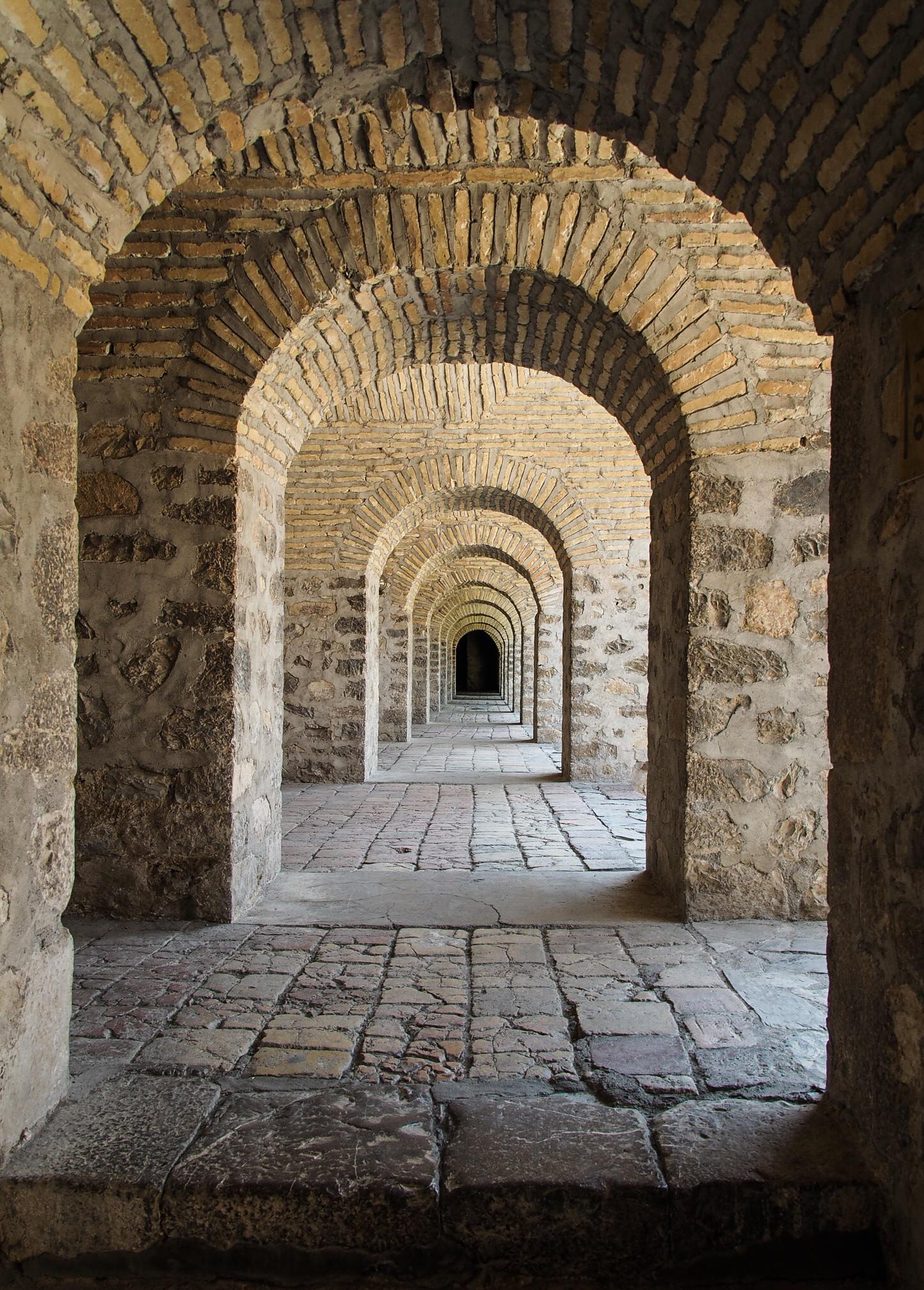 archways- caravanserai- sheki.jpeg