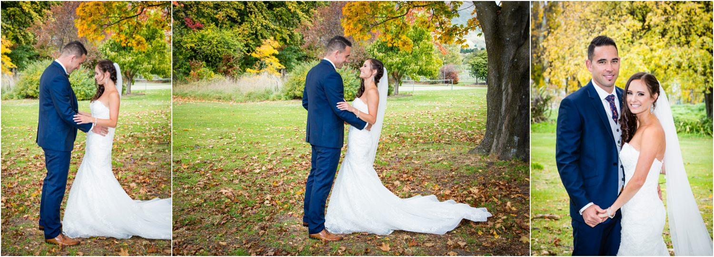 First look | Wanka Wedding |  Glendhu Station | Photography by Fluidphoto