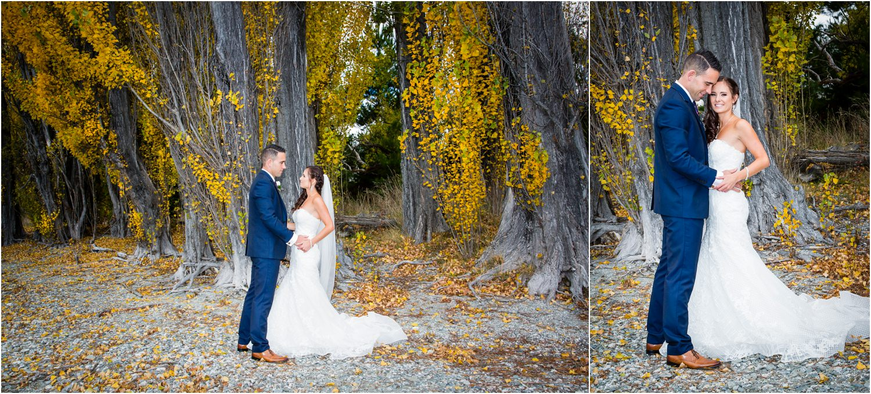 The bride and groom | Wanka Wedding |  Glendhu Station | Photography by Fluidphoto