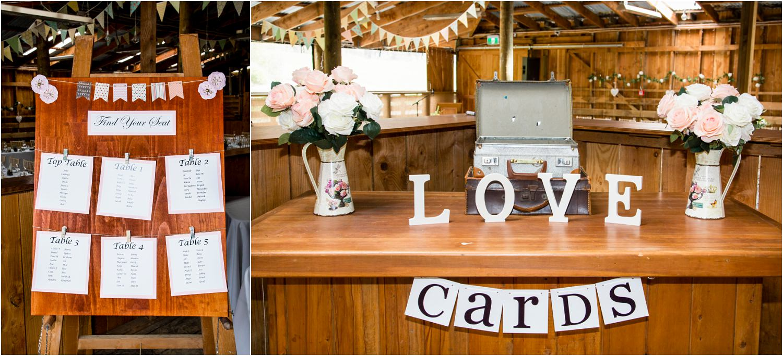 Table setting | Glendhu Station Woolshed wedding reception Wanaka | Photography by Fluidphoto