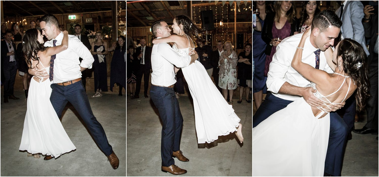 First dance | Glendhu woolshed wedding venue | Wanaka Wedding Photography by Fluidphoto