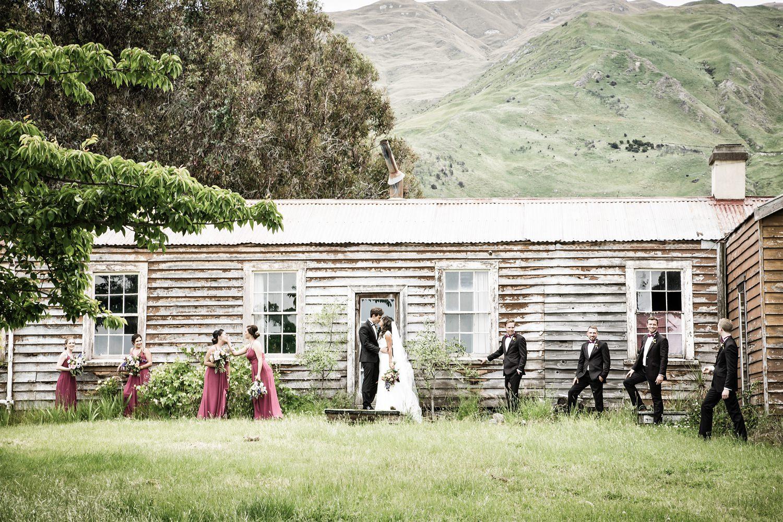 Rustic Wanaka Wedding