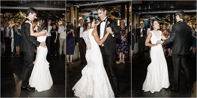 First weddingt dance