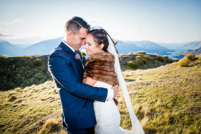 Emma and Francis - Glendhu Woolshed Wedding