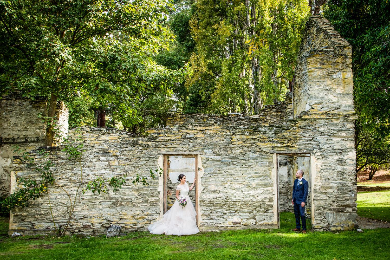 Lauren and Tom's Thurlby Domain Wedding