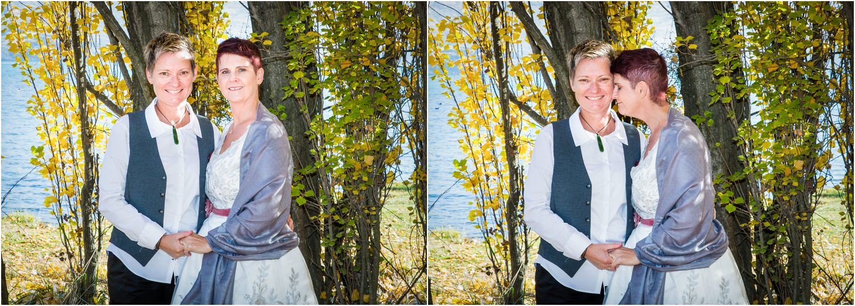 Intimate Autumn Wanaka Wedding | Wanaka Photographer Fluidphoto | Love is Love