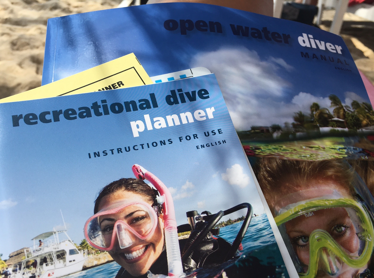 Taking on a new challenge of getting certified as an Open Water Diver