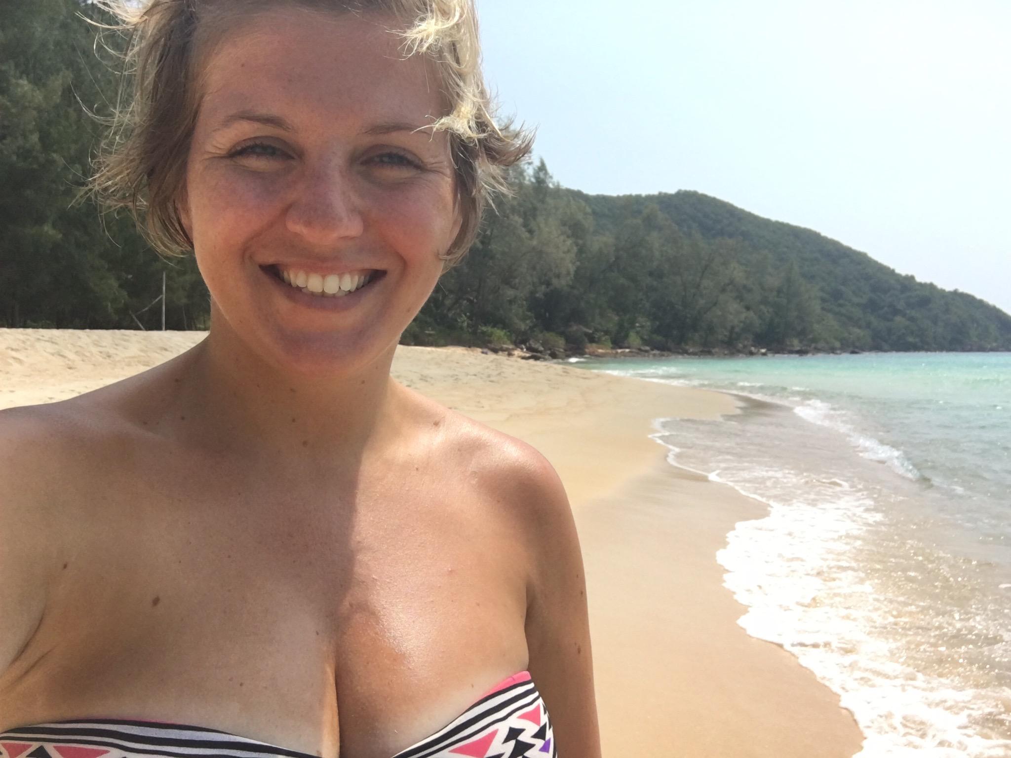 Samloem's amazing beach