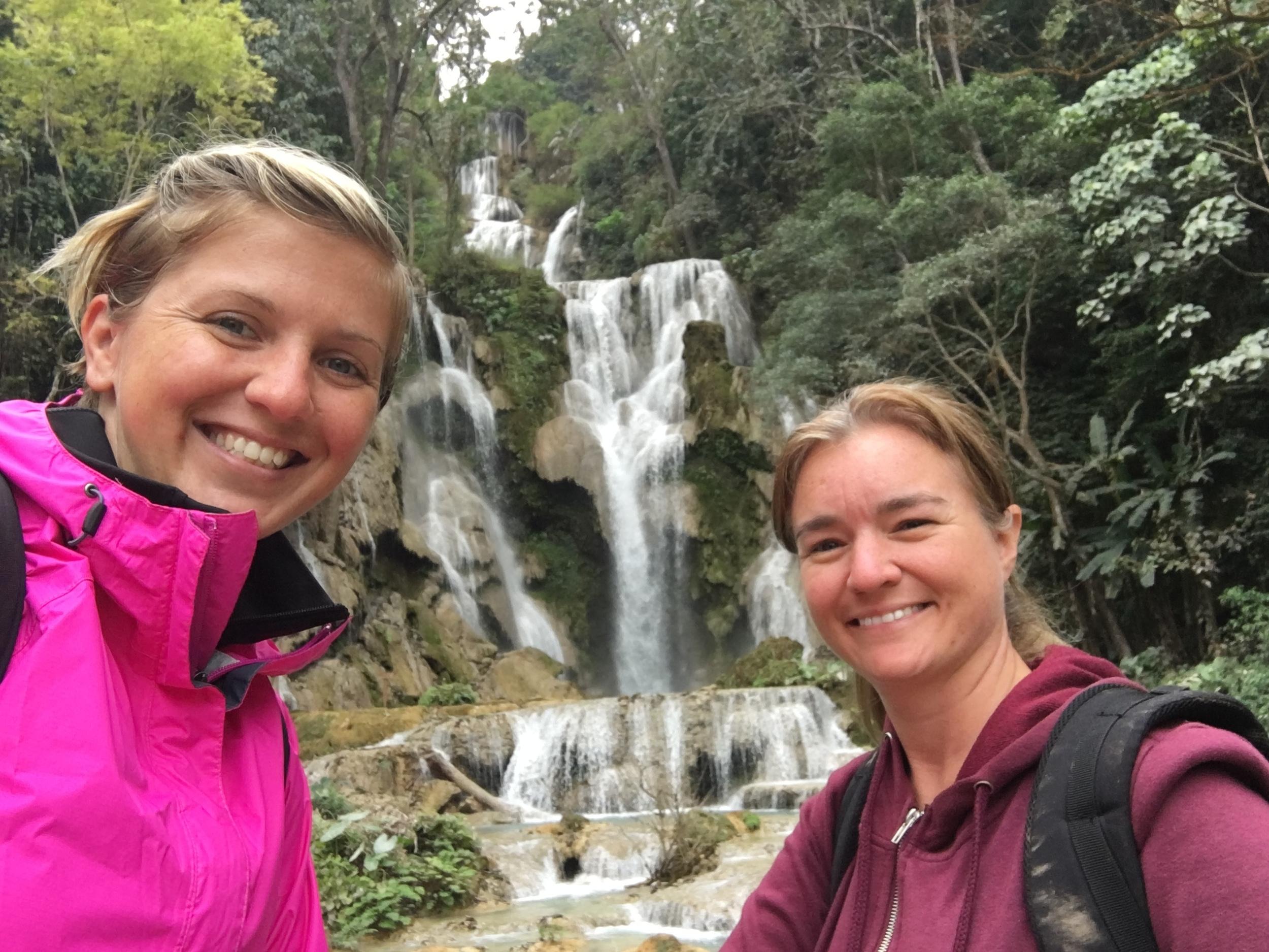 Helen in Laos