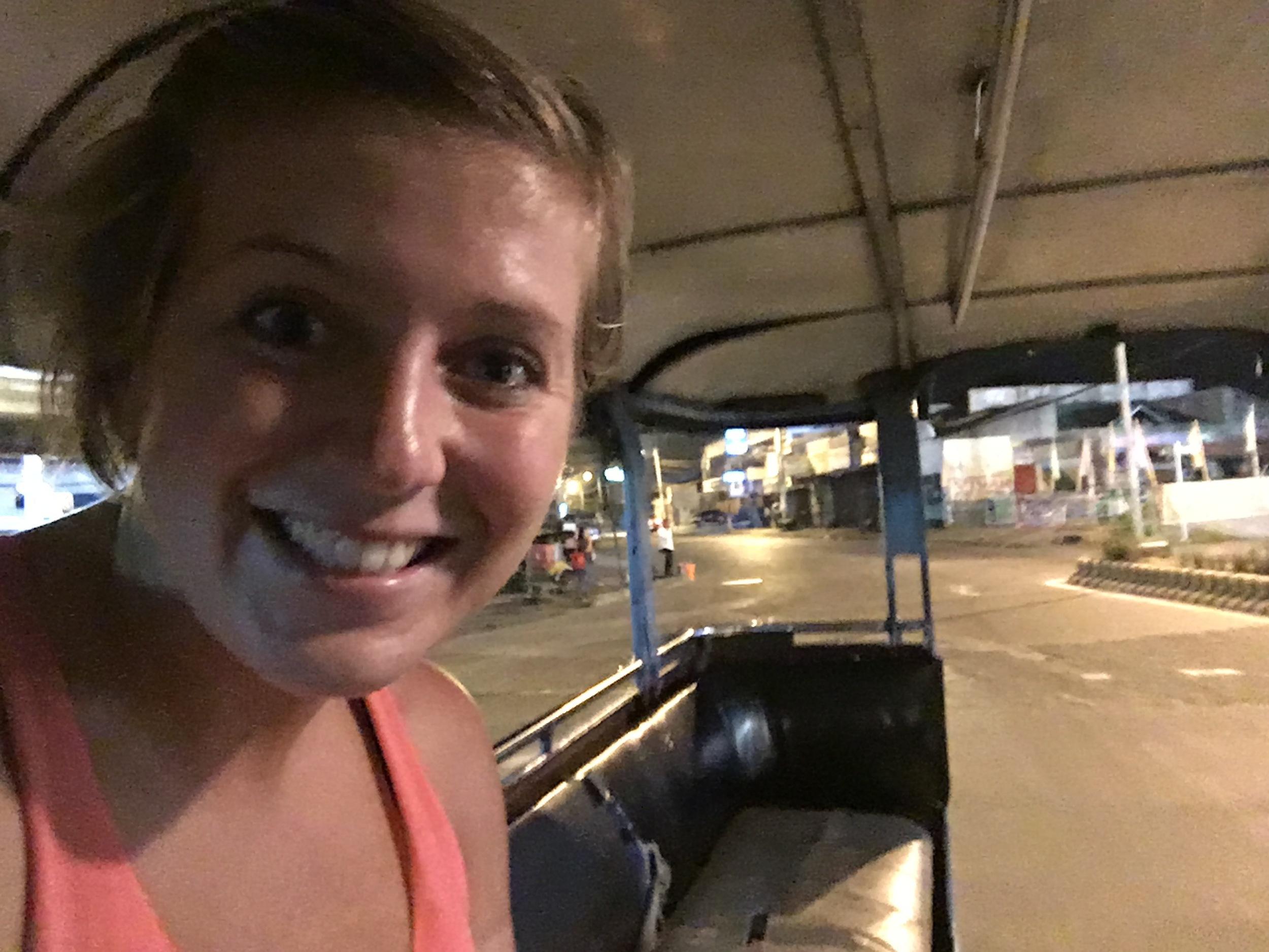 4:15am - 1st Jeepney