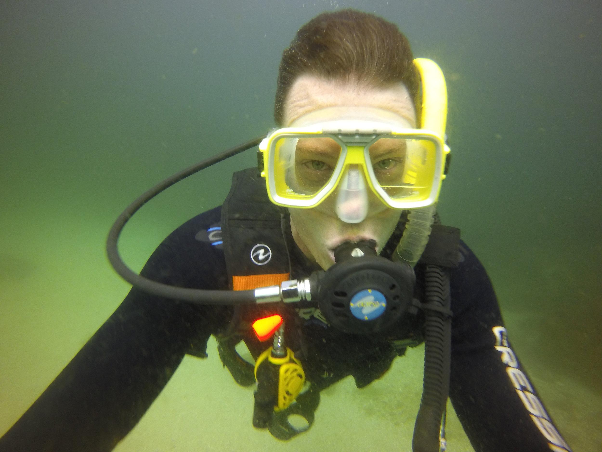 Strange aquatic life at Julian Rocks