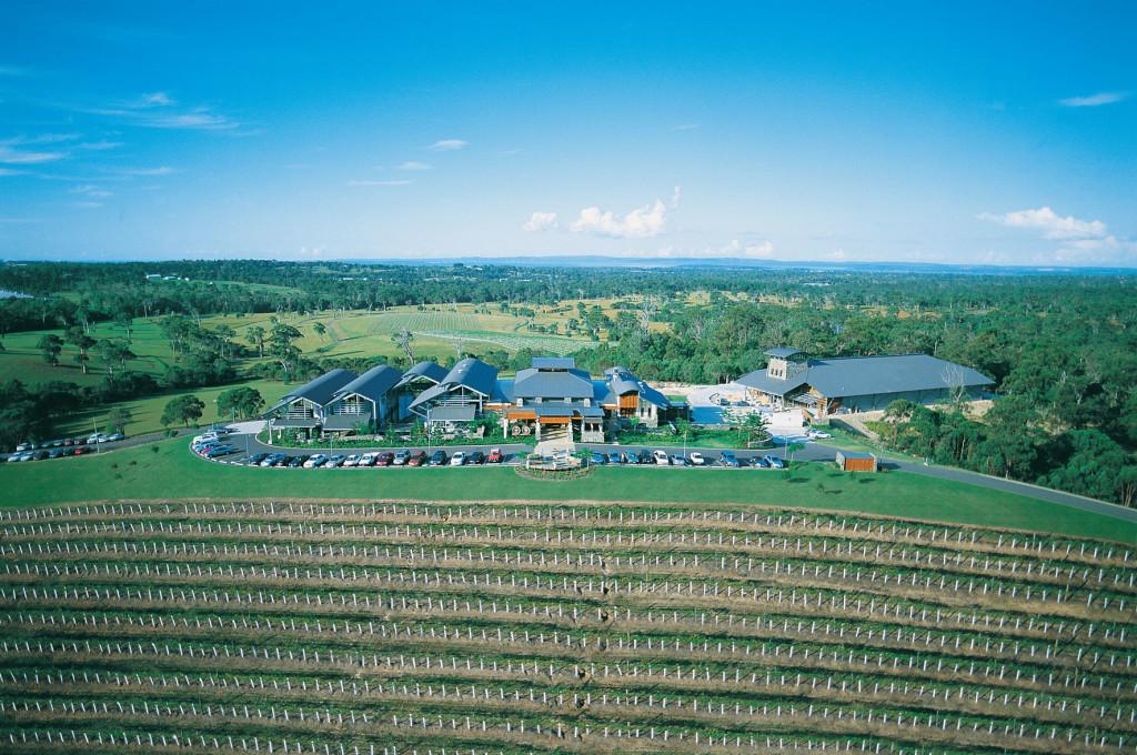 Sirromet Winery -Photo credit: www.pivotalbuilding.com.au