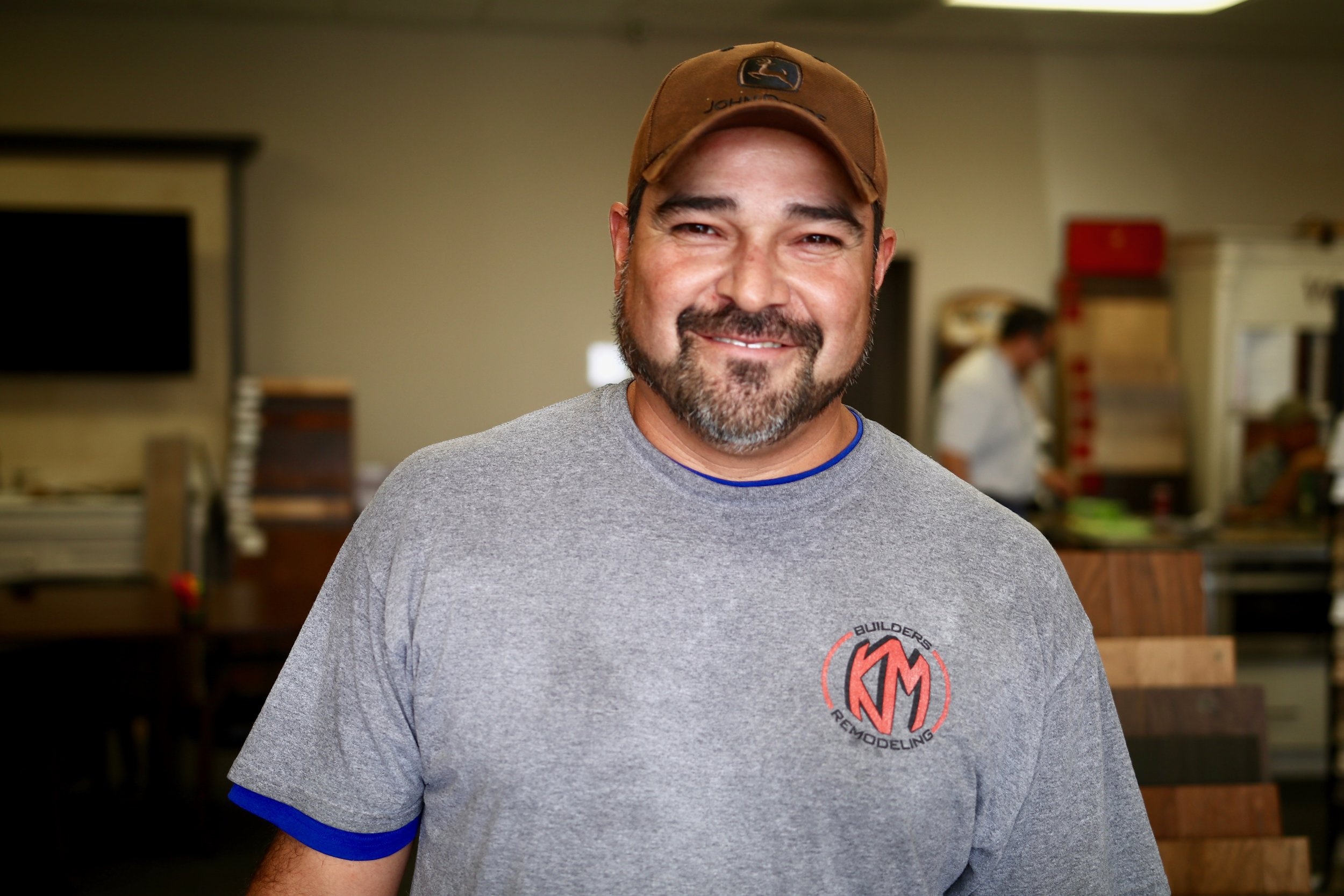 Daniel Narvaez - Framing Crew Leader - July 2014