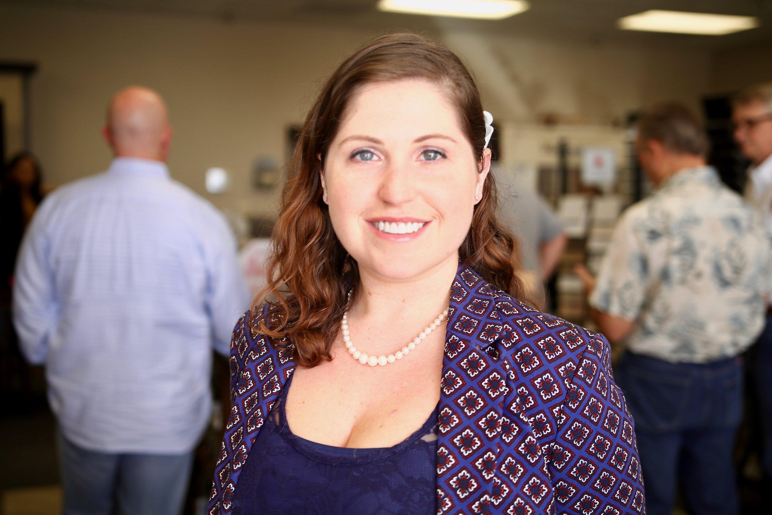Courtney Siebold - Design Consultant - June 2017