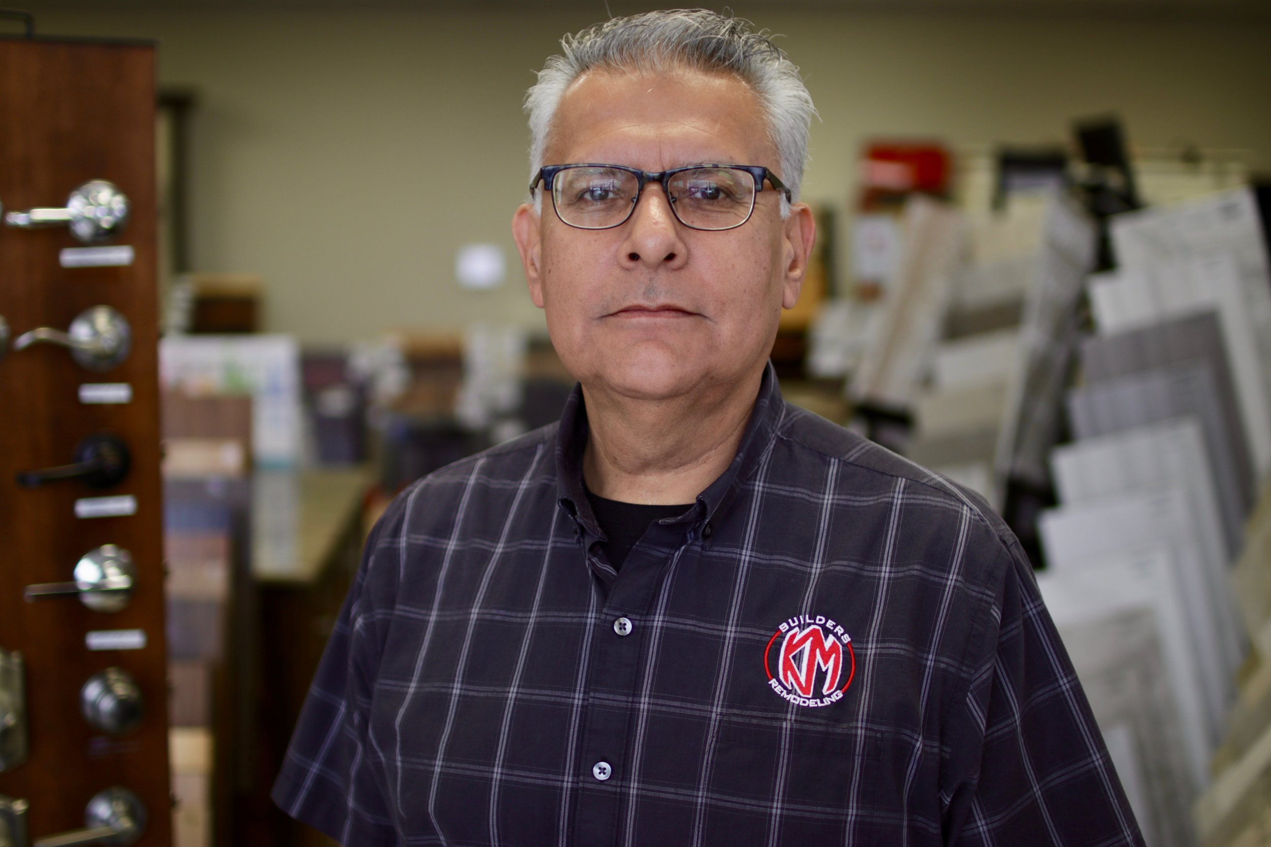 Luis Esparza - Finish Crew Manager - May 2012