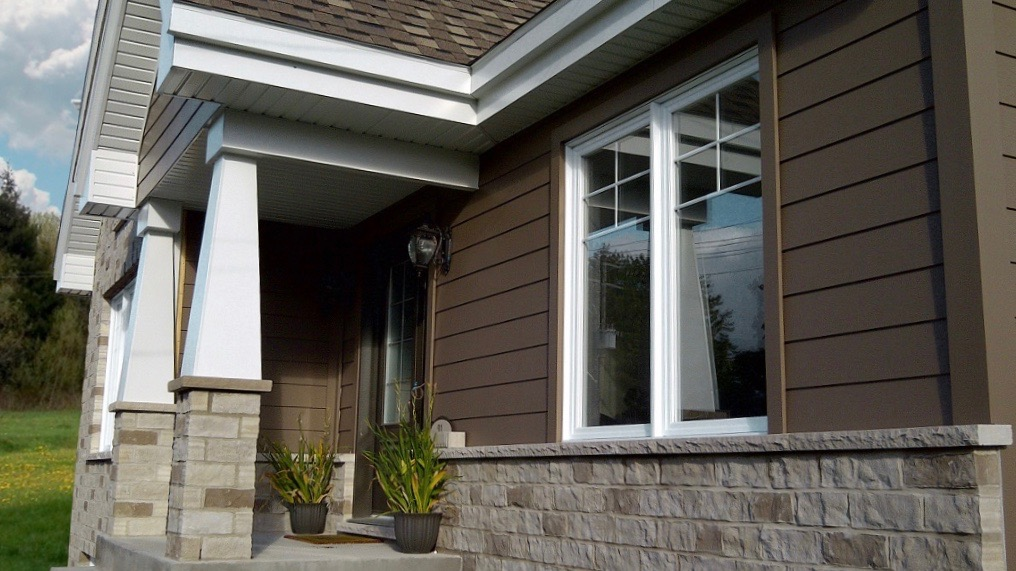 Celect Siding - We carry several different siding products, but one of our favorites to install is Celect Siding because it is a premier product that has an amazing appearance and performance. Click to read more about this amazing product!