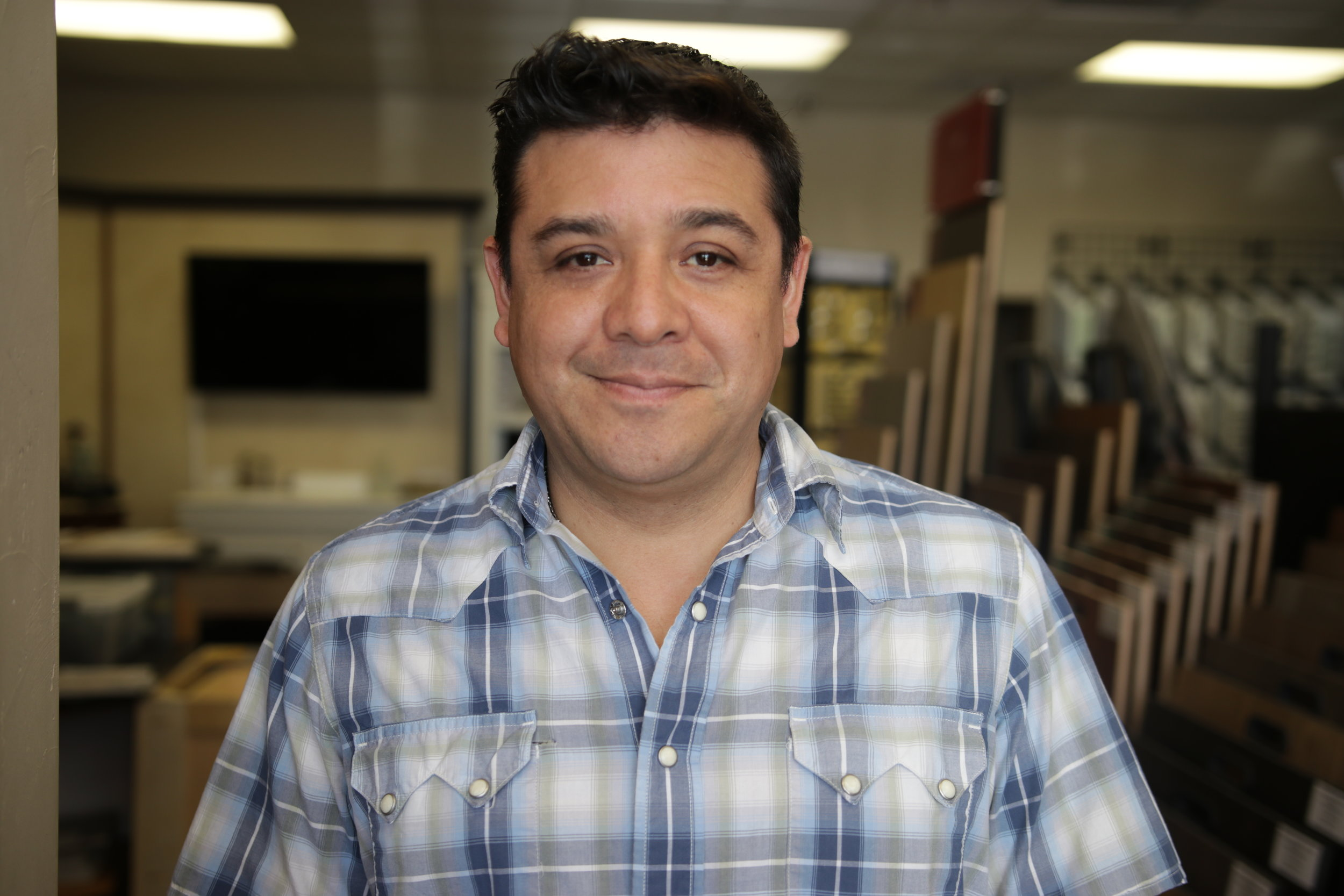 Alex Arteaga - Architectural Designer - March 2019