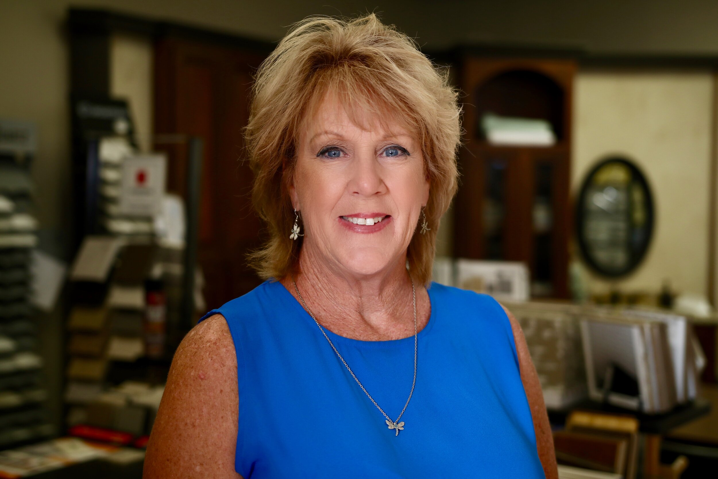 Joyce Odell - Project Manager - October 2019