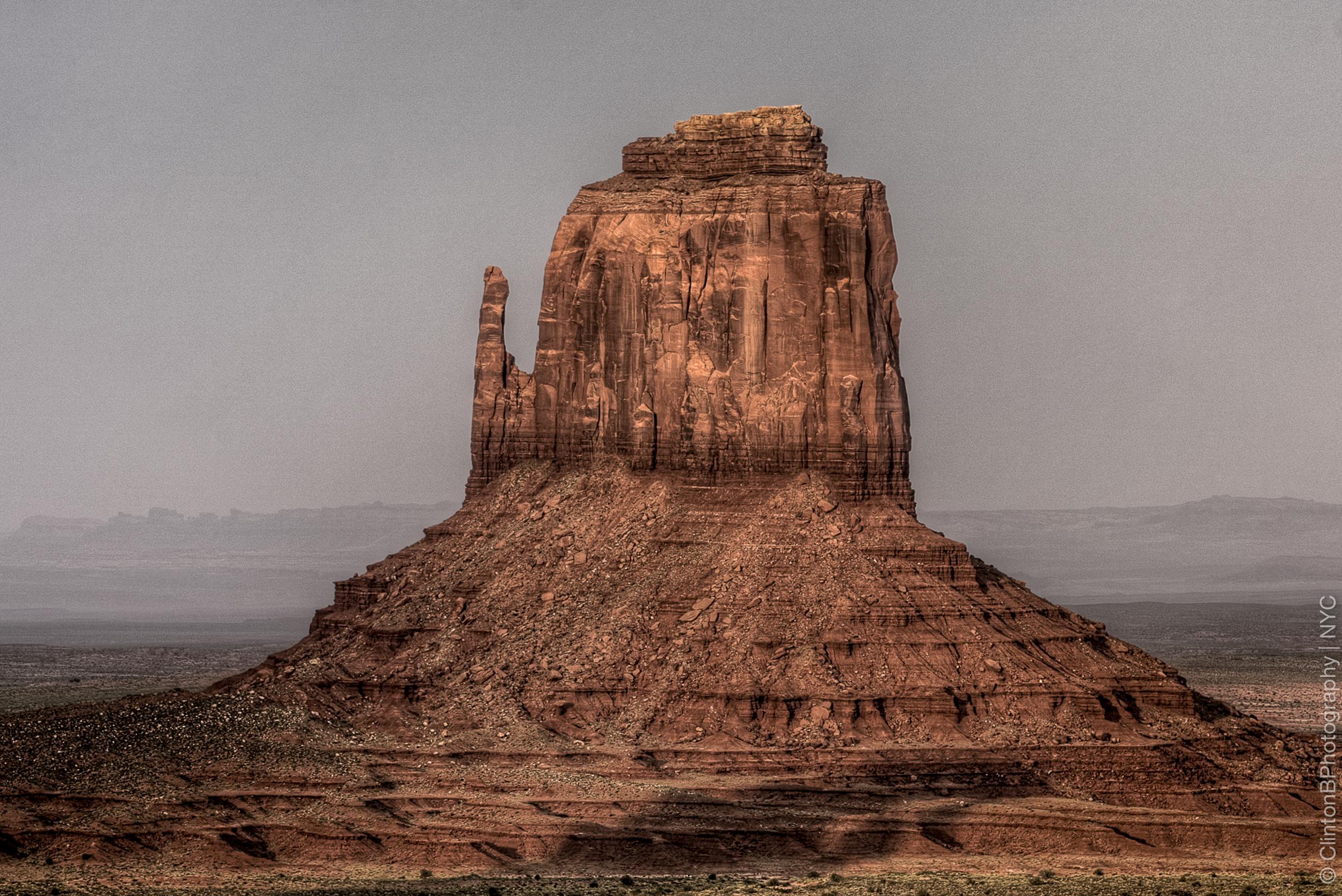 Monument Valley | Right Mitten