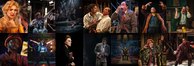 Production Shots -