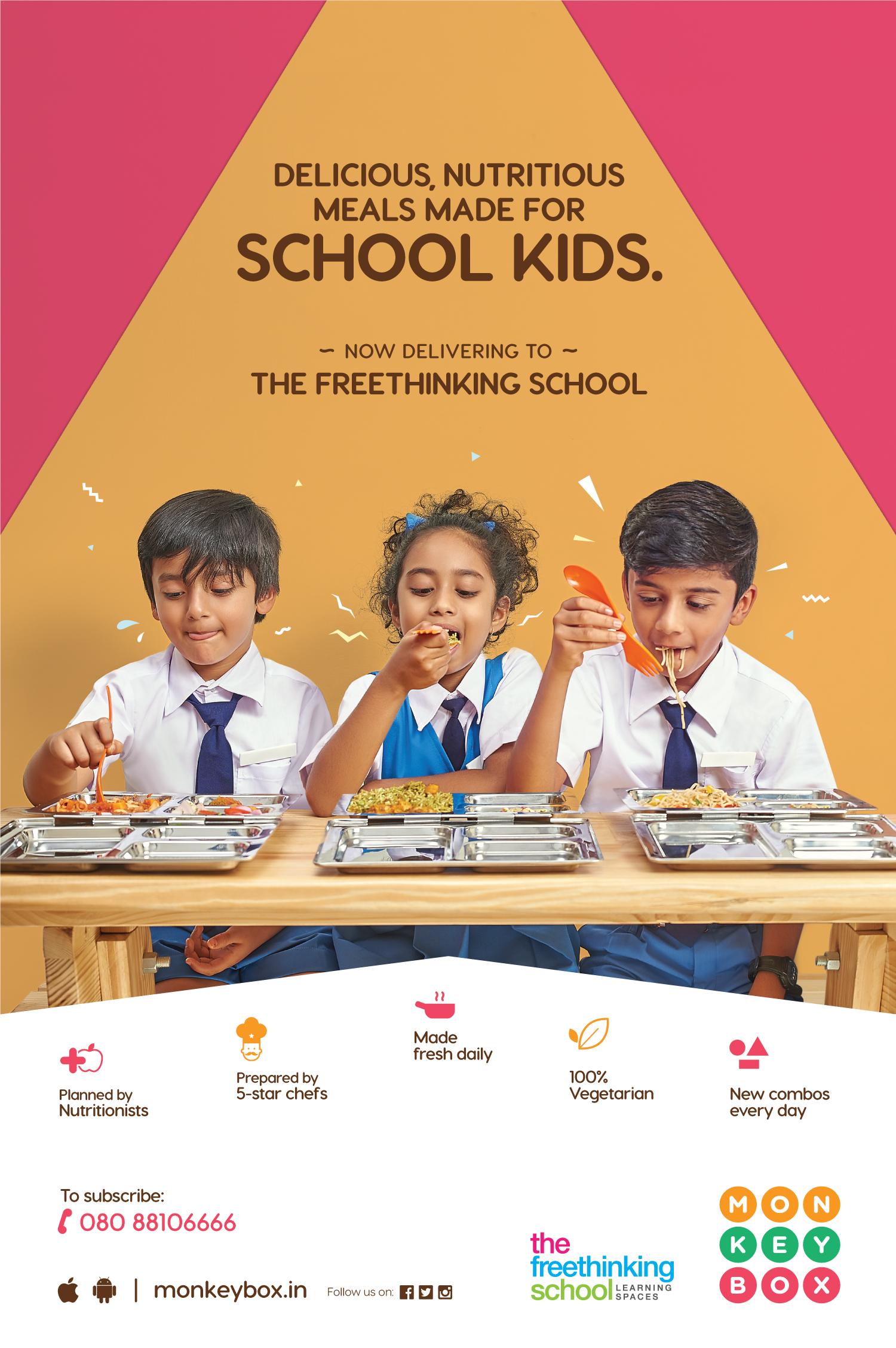 Poster - Schools