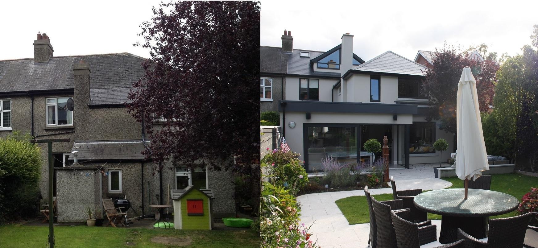 Home Extension/ Renovation: Clontarf, Dublin 3