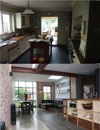 Home Extension/ Renovation: Drumcondra, Dublin 9