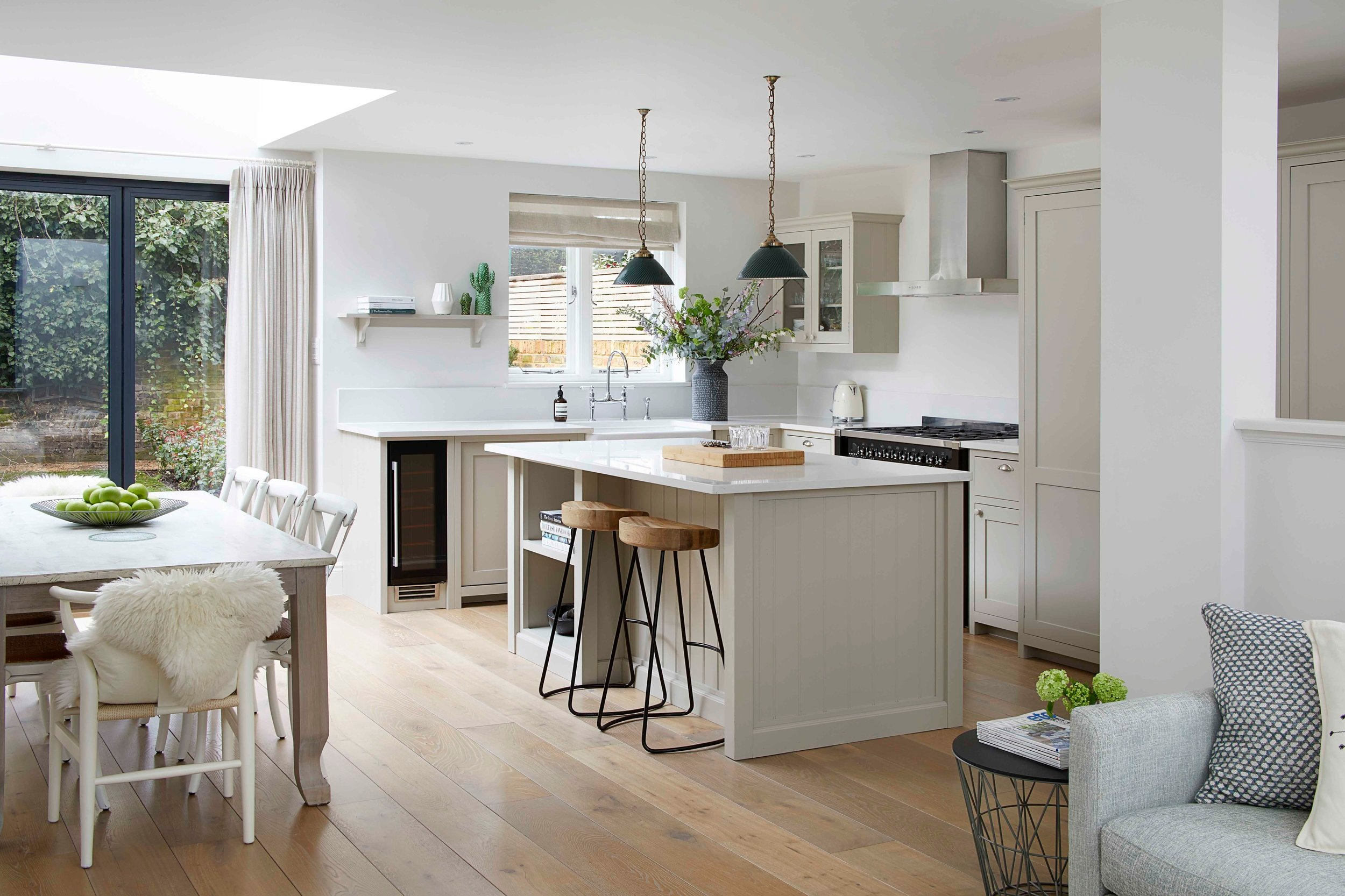 Westbourne Grove Townhouse
