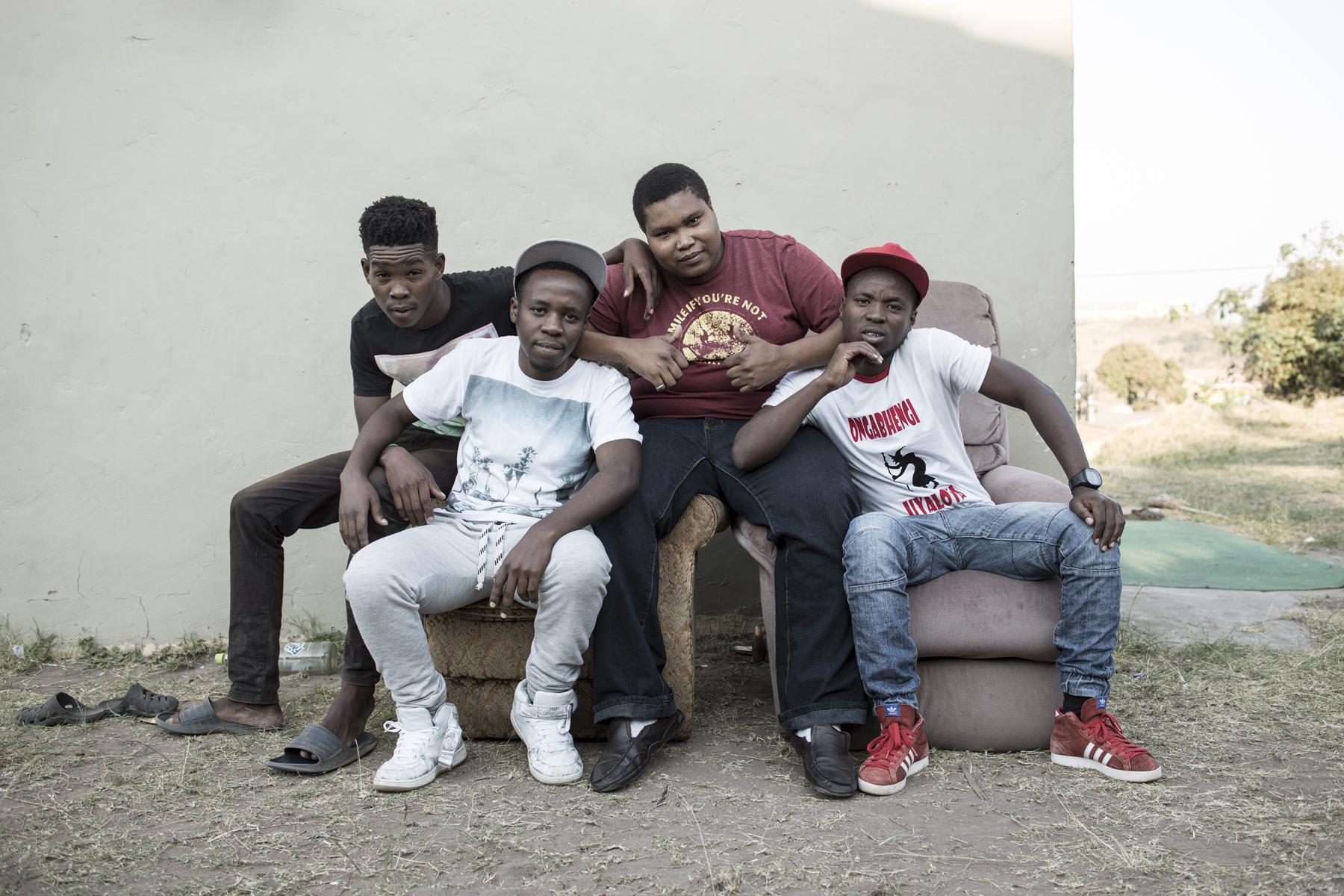 Ben 10 - Gqom Music Producer Crew