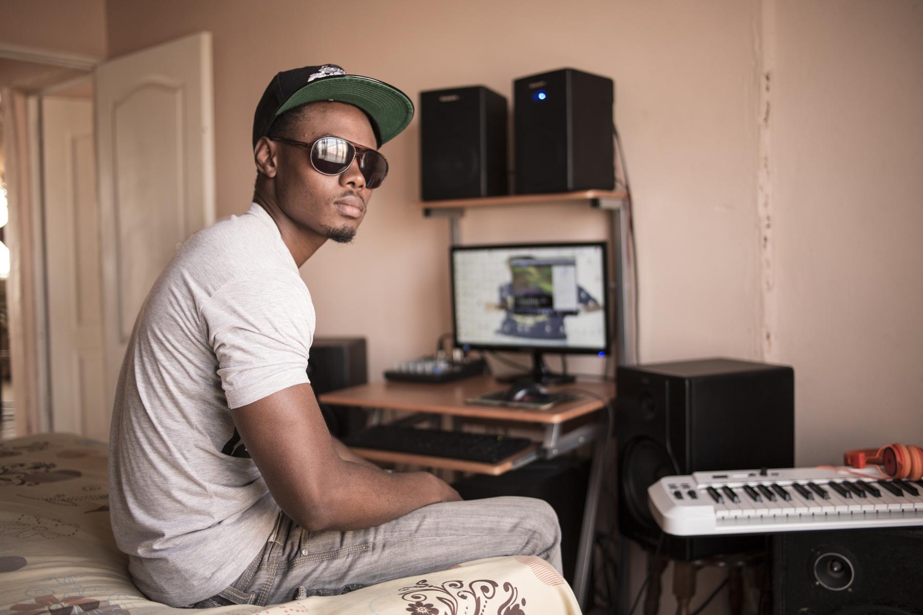 Lusiman - GQOM Producer