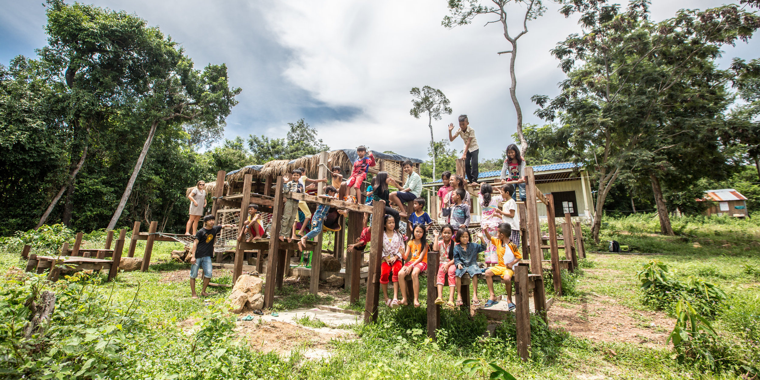 koh rong island, cambodia - playscape