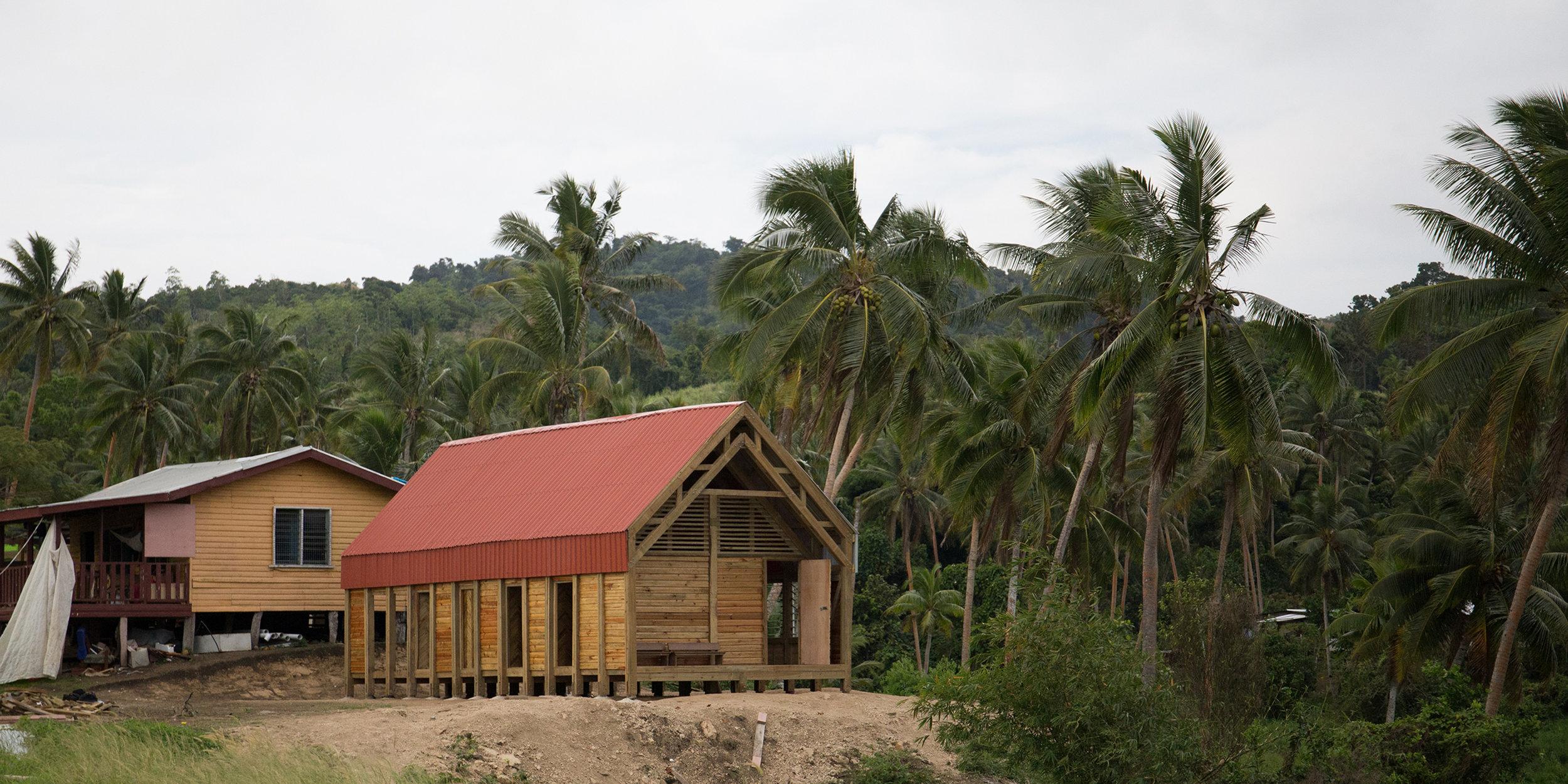 NAWENI , FIJI - KINDERGARTEN