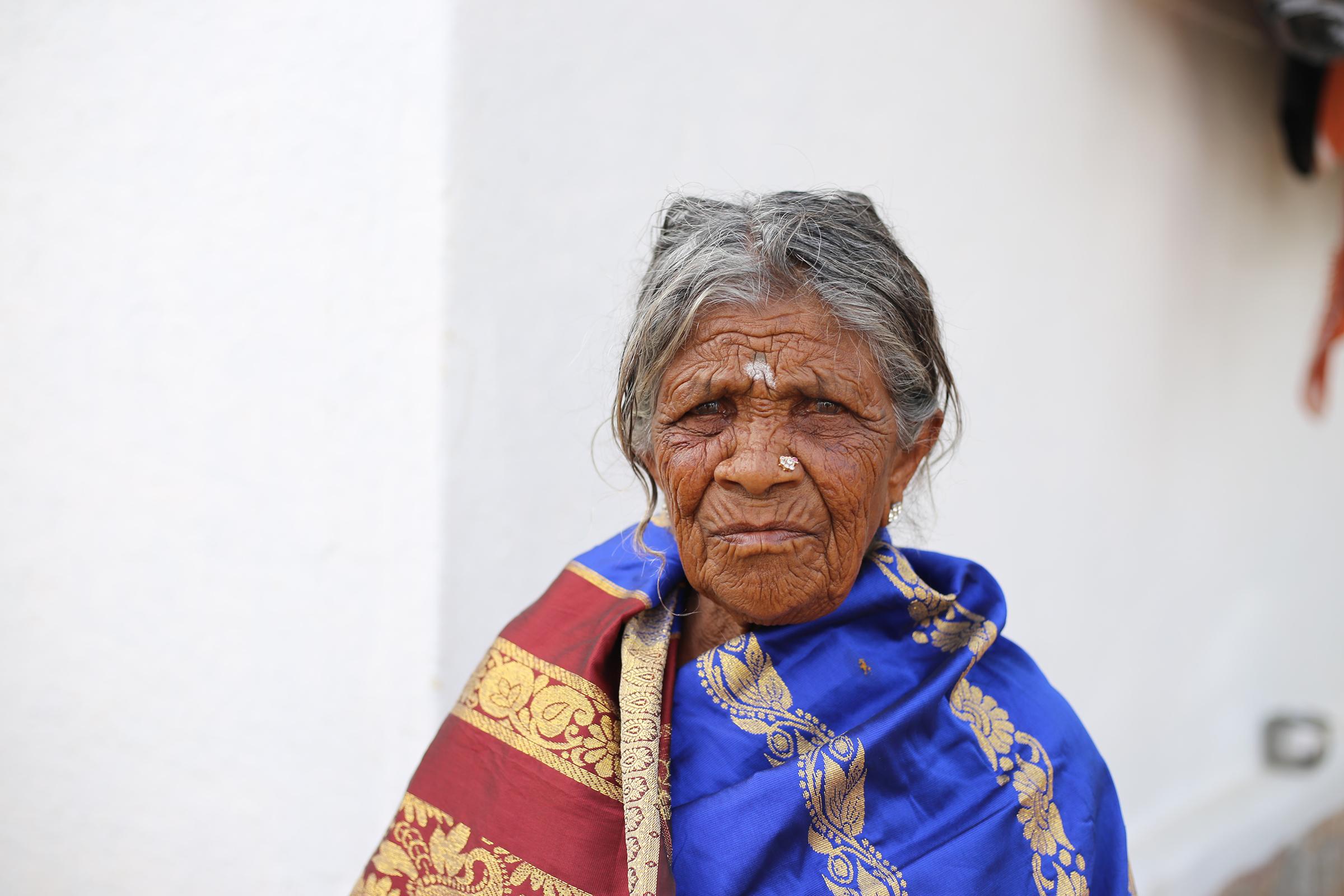 A village elder